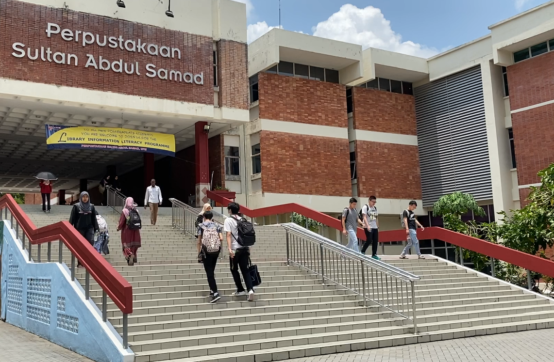 Upm Virtual Library Sees Increase In Users During Mco School Of Business And Economics