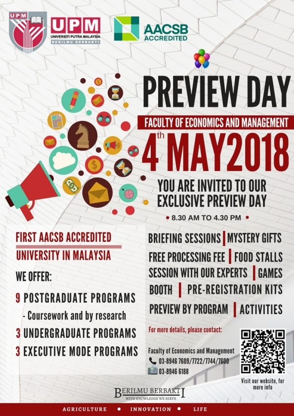 Preview Day FEP