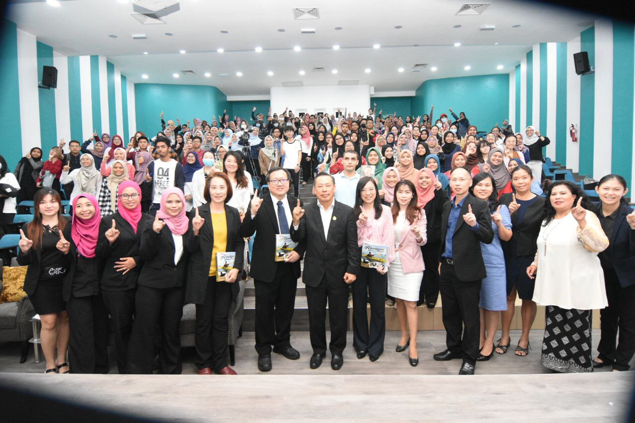 Tan Sri Dato' Paduka Dr Fng Ah Seng shares tips to be a successful entrepreneur